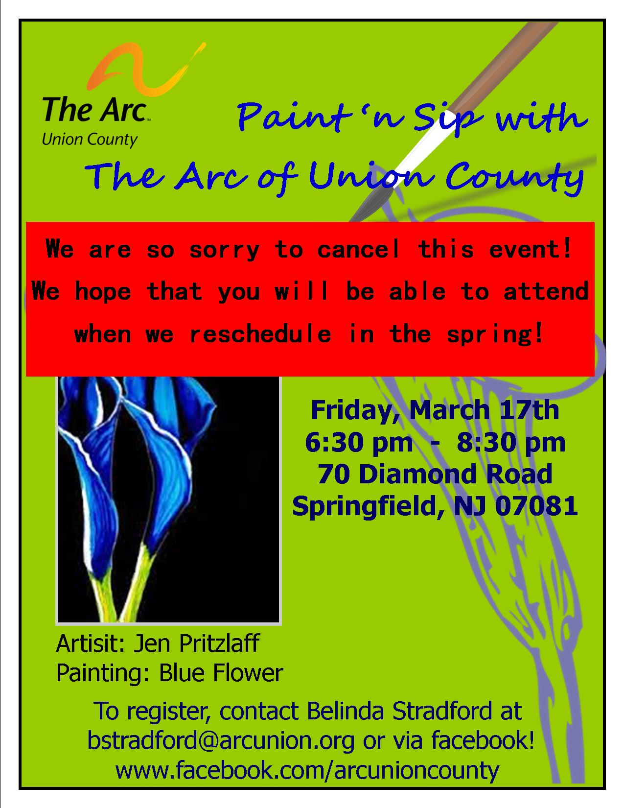 paint 39 n sip with the arc of union county arc of union